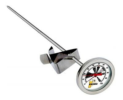 Brewing Thermometer 0 °C to + 100 °C BIG  37cm Fast Delivery