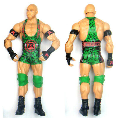 "WWE Ryback "" Feed Me More "" Wrestling Action Figure Kid Child Youth Toys"