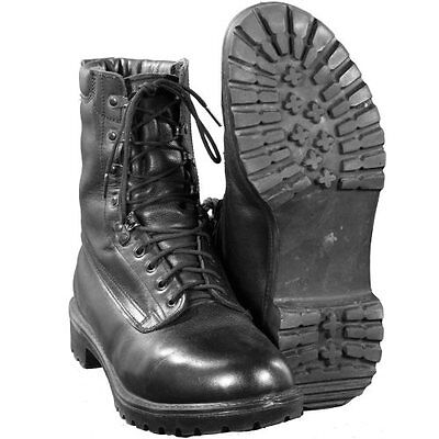 British Army Black Goretex Pro Combat Boots - Grade 1 - Free Postage - Used
