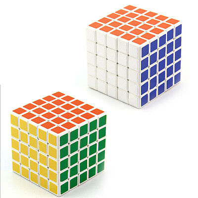 5x5x5 Magic Cube Speed Cube Ultra-smooth Puzzle Twist Children Teenages Gift Toy