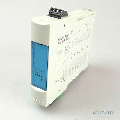 Endress+Hauser Nivotester FTC325 FTC325-A2B31 GEB