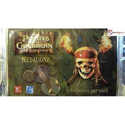 Pirates Of The Caribbean Dead Man's Chest Medalionz Booster Pack