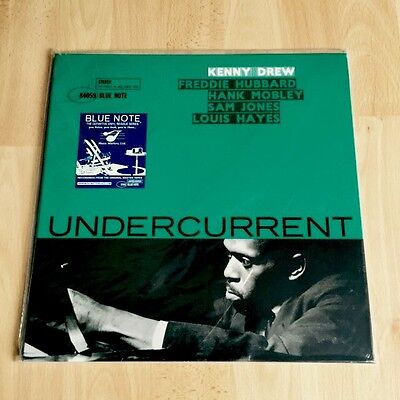 Kenny Drew - Undercurrent Blue Note 180g LP Music Matters (Analogue Productions)