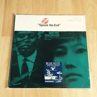 Wayne Shorter Speak No Evil Blue Note 180g LP Music Matters Analogue Productions