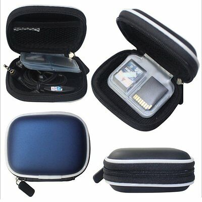 SDHC MMC CF Micro SD Memory Card Storage Carrying Pouch bag Case Holder Wallet