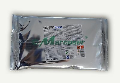 1 kg Topsin 70% WDG Fungicide Thiophanate-methyl 70%  10g in 10 litres water