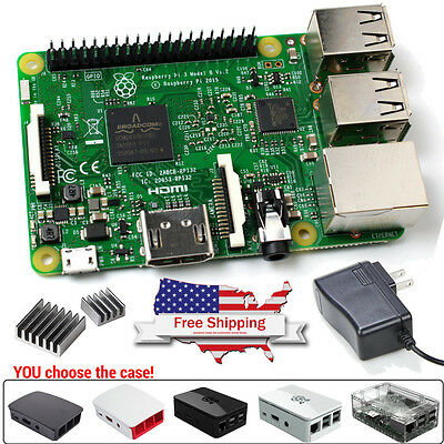Raspberry Pi 3 Model B Essential Starter Kit