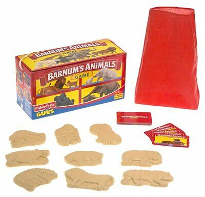 Barnums Animals Crackers Game