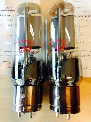 Shuguang Electron Tube 845B Matched Pair - Made in China