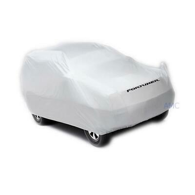 Fit 12-14 Toyota Fortuner Hilux Sw4 Full Car Cover Waterproff Uv Protect Soft