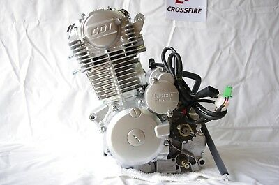 250CC ZONGSHEN OHC Air Cooled Engine Motor Motorbike Chinese & Carby Kit