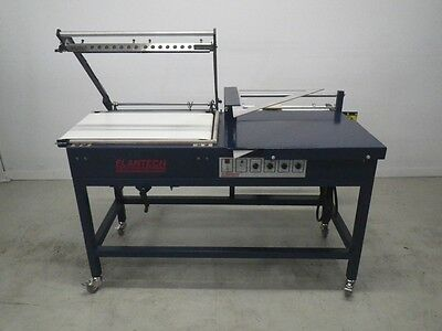 Elantech L-Bar Sealer Shrink Wrapper Model Elsm Semi-Automatic