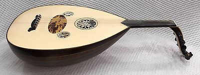 Turkish Professional Special  Oud Ud By Huseyin Aktel