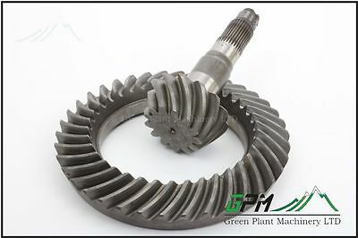 Backhoe Loader Crown Wheel And Pinion For Jcb - 458/70258 *