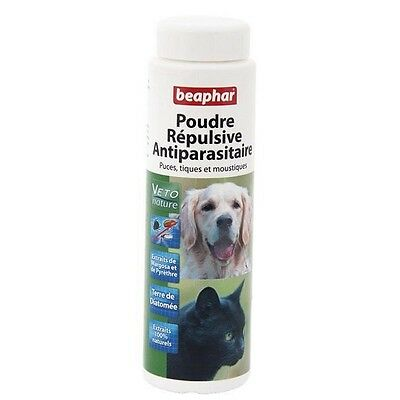 Poudre insectifuge antiparasitaire Béaphar