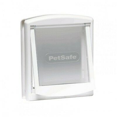 Porte Staywell Petits chiens et Chats Blanc