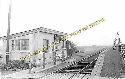 Barrow Haven Railway Station Photo. New Holland - Barton. Great Central Rly. (3)