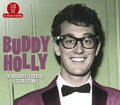 Buddy Holly - The Absolutely Essential 3CD Collection