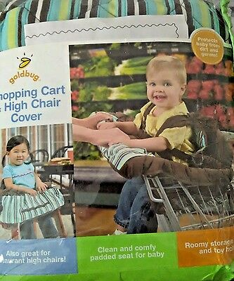 Shopping Cart & High Chair Cover unisex  Multicolor