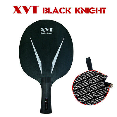 Original  XVT Black Knight table tennis paddle  /table tennis blade
