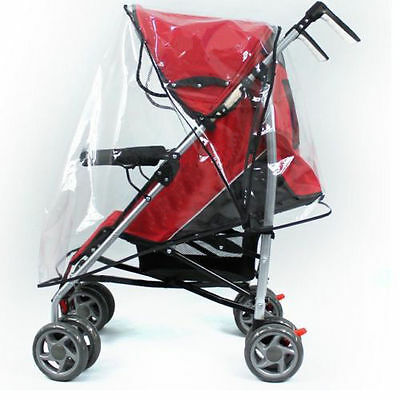 New Universal buggy pushchair stroller pram Transparent rain cover Top Quality