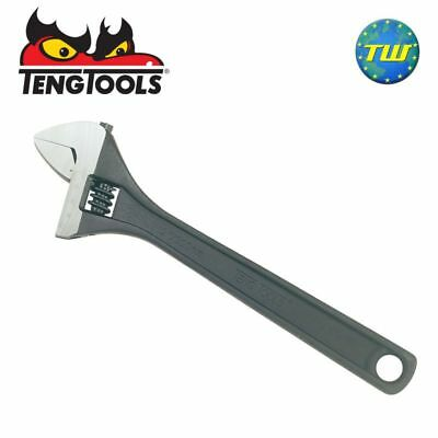 Teng 8in Adjustable Wrench 200mm - 24mm Spanner Capacity 4003
