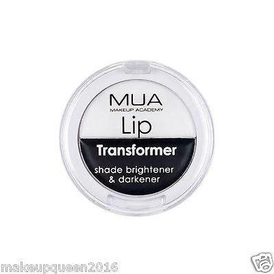 MUA Lip Transformer Lip Balm Lip Cream