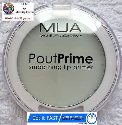 *NEW* MUA Pout Prime Smoothing Lip Primer  FREE 1ST CLASS P&P SAME DAY BEFORE 4