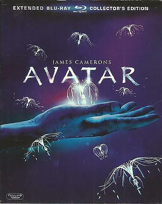 Blu-Ray - Avatar - Aufbruch nach Pandora (Extended 3-Disc Collector's Edition)