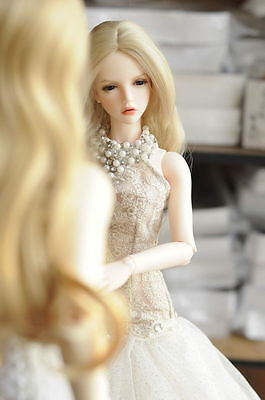 Resin 1/3 BJD/SD Doll Art Dolls Girl include eyes and face make up