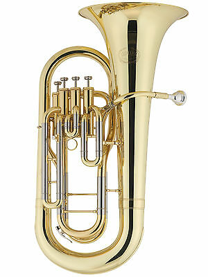 Jupiter JEP1000 in B Euphonium - Messing lackiert