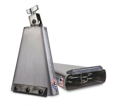 LP Latin Percussion LP009-J RAW Jangle Bell - Rider Cowbell