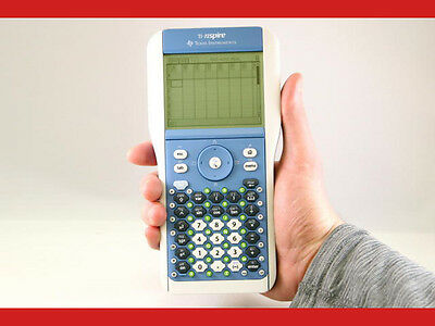 Texas Instruments TI-Nspire Calculatrice graphique ORDINATEUR