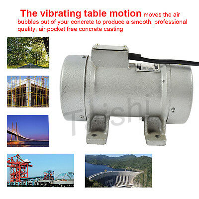 Concrete Vibrator for Concrete Vibrating Table-Concrete Vibrator Motor