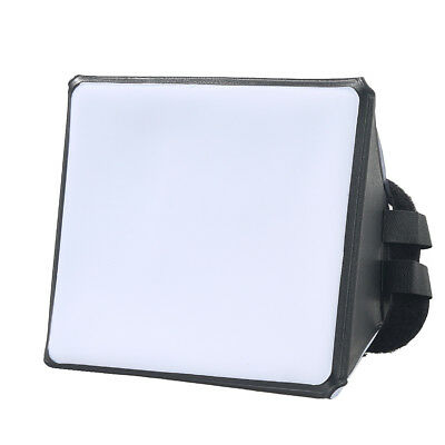 Universal Mini Flashgun Softbox Diffuser for Canon Nikon Sony Pentax Yongnuo