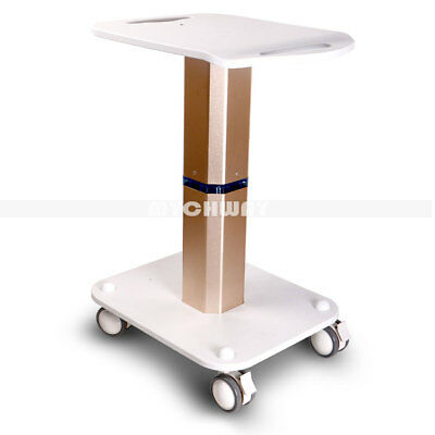 Beauty Trolley Pedestal Rolling Cart ABS Cavitation RF Ultrasound Vacuum Machine