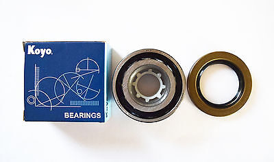 Front Wheel hub W// OEM KOYO Bearing Set for LEXUS SC300//SC400//SC430//GS400//GS430