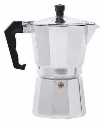 9 CUP CASA BARISTA MOKA Espresso Coffee Maker Percolator Perculator Stove Top