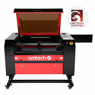 "Professional 40W Laser Engraving Machine  With Exhaust Fan USB Port 12""x 8"""