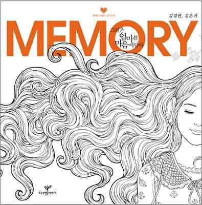 Miss Mom Memories Coloring Book For Adults Reconciliation love Fun Relax Art DIY
