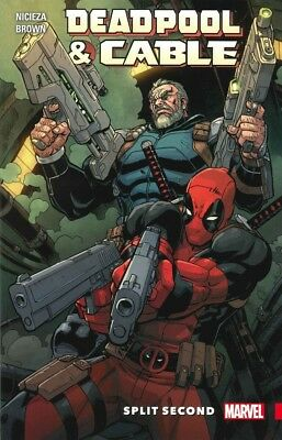 Deadpool & Cable : Split Second. Marvel Graphic Novel Trade Paperback TPB