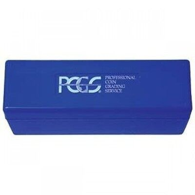 PCGS Plastic Storage Box for 20 Slab Coin Holders, New, Free Shipping