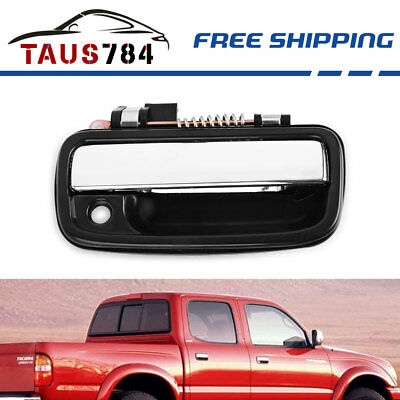 for 95-04 Toyota Tacoma Front Right Passenger Side Chrome Exterior Door Handle