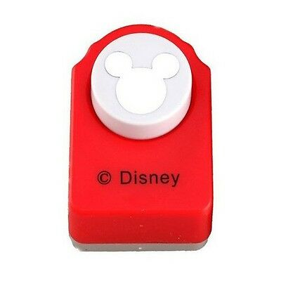 Genuine Disney Paper Punch of the Mickey Mouse Logo - Free UK Shipping