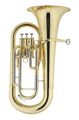 Jupiter JP 468L in B Euphonium - Messing lackiert