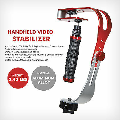 DSLR DV SLR Digital Camera Camcorder Steady Cam PRO Handheld Video Stabilizer