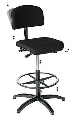 Bergerault Conductor Chair 45-65 - B1024