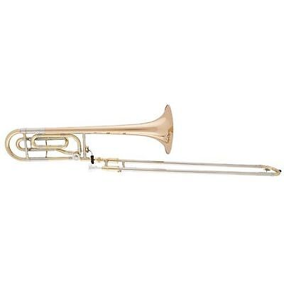 aS Arnolds & Sons ASL-420G Terra in B/F Posaune - Goldmessing lackiert