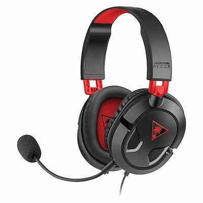 Turtle Beach - EARFORCE RECON 50 PC/PS4/Xbox ONE/Mac/Mobile casque micro gamer