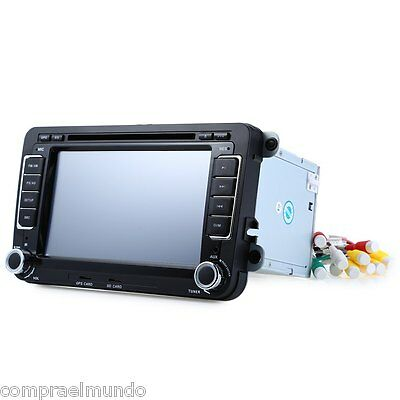 7 inch Universal Double Din 16GB Car DVD Player GPS Navigation In-dash